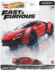 ホットウィール(Hot Wheels) ワイルド・スピード プレミアム - ファスト・スターズW モーターズ ライカン・ハイパースポーツ GRL70