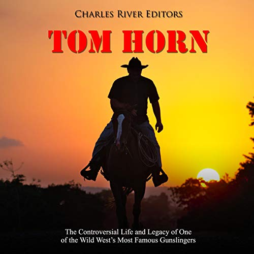 Tom Horn  By  cover art