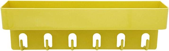 Ydh Punch-Free Wandhaak Rack Douche Caddy Plank Eenvoudige Installatie Muur Opknoping Doucherek Verwijderbare Wandmontage ...