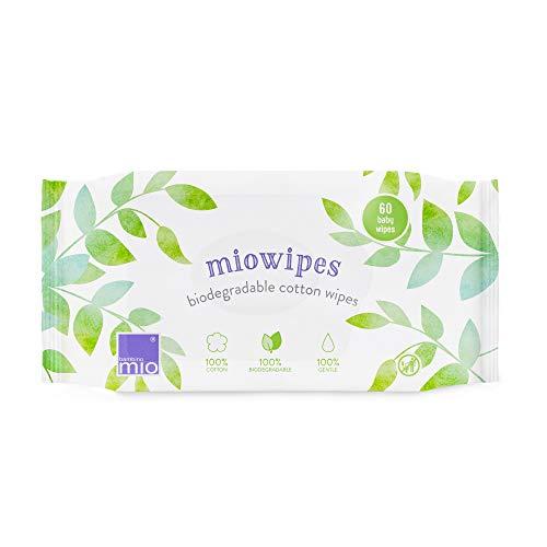 Bambino Mio WPS60 - Miowipes toallitas (color blanco)