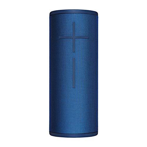 Ultimate Ears BOOM 3 - Altavoz Bluetooth (sonido intenso, graves potentes, botón mágico, resistente al agua, 15 horas de autonomía, alcance de 45 m), color azul
