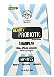 Harmony Proteins Beauty Collagen Powder Drink Mix 1.05 Oz! Infused with Natural Fruit Essence! Non-GMO, Gluten Free, No Sweeteners and No Artificial Colors! Choose Your Flavor! (Asian Pear)