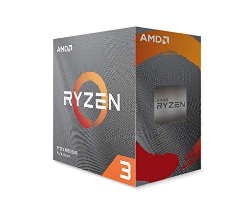 AMD Ryzen-processor Alleen processor Ryzen 3 3100