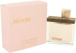 She Wood by Dsquared2 for Women - Eau de Parfum, 100ml