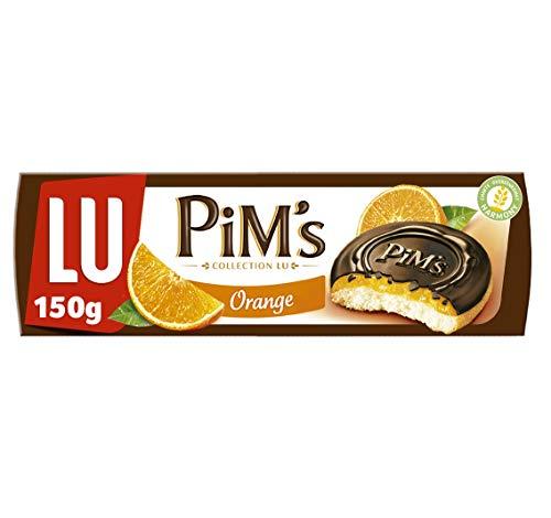 Lu PiM's Orange | Kekse | 150gr/5,29oz