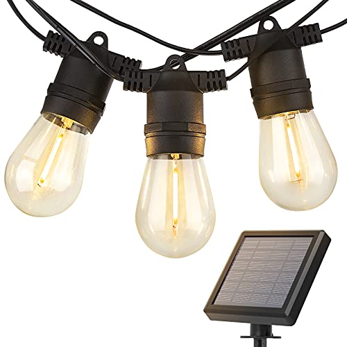 Commercial Grade LED Solar String Lights Outdoor Only $23.98 (Retail $42.99)