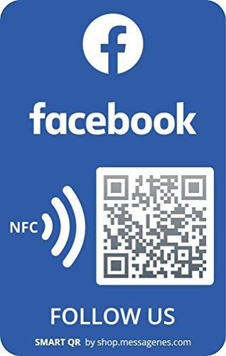 2 x Facebook Stickers