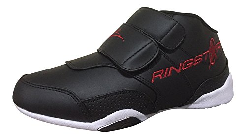 Ringstar Fight Pro Shoe Black 6