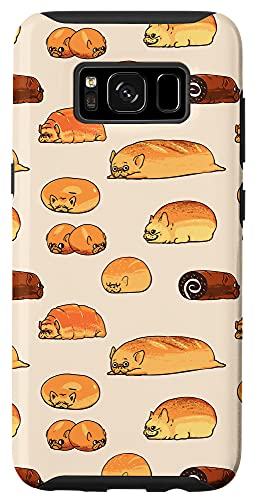 Galaxy S8 Bread Frenchie Case