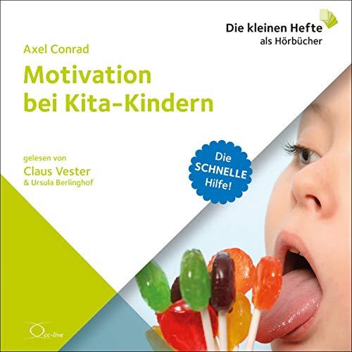 Motivation bei Kita-Kindern cover art