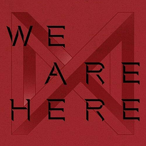 MONSTA X WE ARE HERE 2nd Album TAKE.2 Ver.I CD+Photo Book+2p Photo Card +1ea Pre-Order Item (1p Unit Photo Card+1p Transparent Photo Card+1p Heart Photo Card+1p Polaroid Card)+1p GIFT