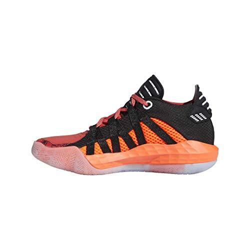 Zapatillas de baloncesto adidas para niños Dame 6 Geek Up