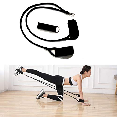 M-YN Resistance Bands Hautfreundlich - Übungs-Trainings-Bands for Krafttraining, Yoga, Pilates Stretching-und Home Workouts