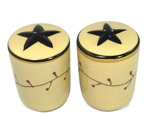 Park Designs Star Vine Salt and Pepper Set