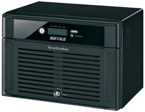 Buffalo TeraStation Pro TS-8VH16TL/R6-EU 16TB NAS-System mit Festplatten (8,9 cm (3,5 Zoll), 8-Bay, 7200rpm, 32 MB Cache, SATA, USB 3.0)