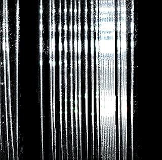 uGems 30 Gauge Round 925 Wire Sterling Silver Soft 0.010