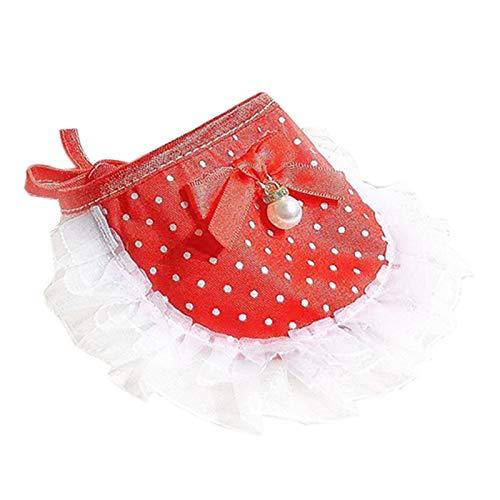 Winnfy Driehoekige dierenslabbetjes, omkeerbare hondensjaal, verstelbare wasbare huisdierenkerchief, schattige boho-sjaal voor huisdieren, dagelijks dragen