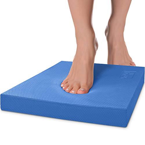 Yes4All Balance Pad X-Large – Exercise Foam Cushion (Blue)