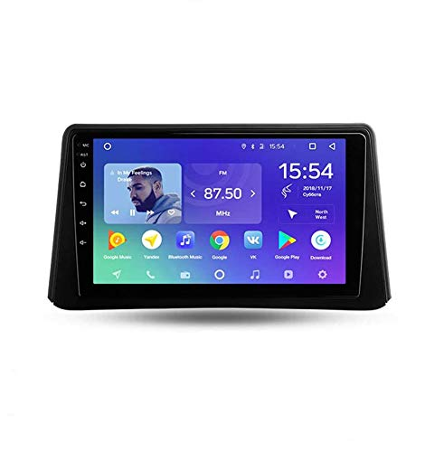 QWEAS Android Autoradio Navi Für Opel Mokka 1 2012-2016 Head Unit GPS Navigationssystem SWC 4G WiFi Spiegelverbindung BT HD Touchscreen