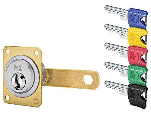 Winkhaus RPE Profil-Hebelzylinder Briefkastenschloss Profilzylinder Schließzylinder Einzelschließung, Gleichschließend oder als Schließanlage