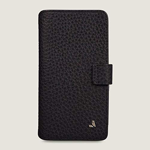 Vaja iPhone 11 Pro Wallet Leather Case with Magnetic Closure (Floater Black)