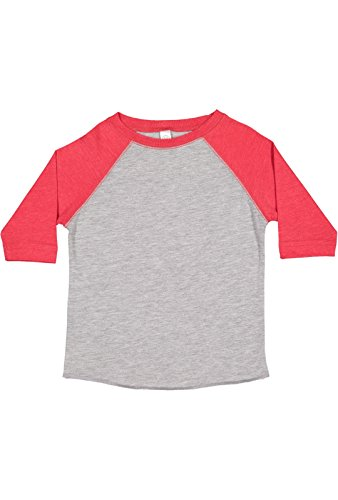 Herbow Toddler Baby Girls Boys Raglan Tees for Short Sleeve Cotton T-Shirt Baseball Jesey