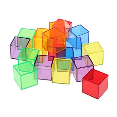 Generic for Kids Early Education Building Blocks Colori Chiari 3D Brain Building ...