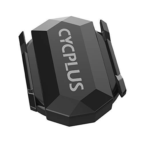 Roeam Sensor de Velocidad/cadencia de la Bicicleta Sensor 2 en 1 Ant + BT inalámbrico para iOS, Android Bike Ordenador de Ejercicios Fitness Velocímetro