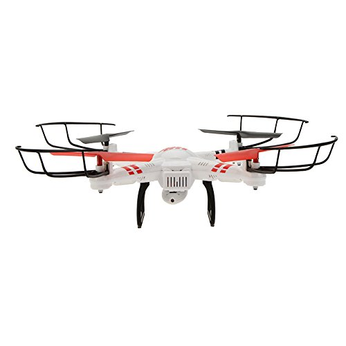 GoolRC Wltoys V686G 5.8G FPV Drone with 2MP HD Camera Live Video, Headless Mode One Key Return Real Time Transmission UFO Quadcopter