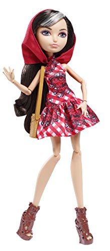 Ever After High CLD85 Enchanted Picnic Cerise Hood Doll