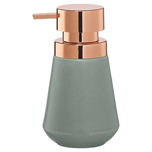 Sealskin Seifenspender Conical, Porzellan, Farbe: Grün