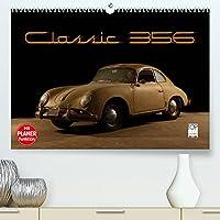 Classic 356 (Premium, hochwertiger DIN A2 Wandkalender 2022, Kunstdruck in Hochglanz): Der legendaere Porsche 356 (Geburtstagskalender, 14 Seiten )