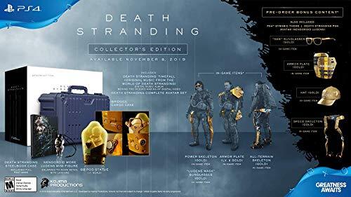 Death Stranding COLLECTOR'S EDITION