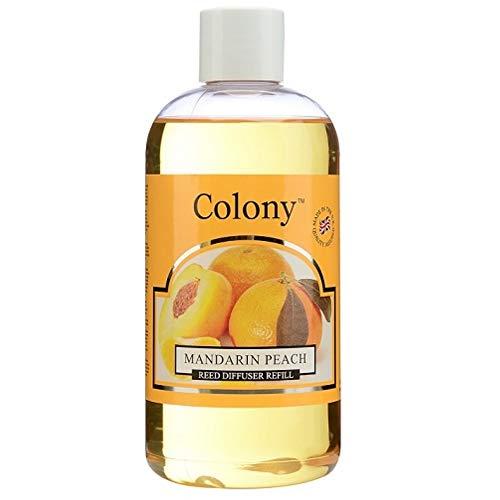 Colony Reed Diffuser Nachfüller - Mandarin Peach (Mandarine Pfirsich) 250 ml