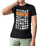 Camisetas La Colmena 7147-Love Death and Robots V2 (Dr.Monekers)