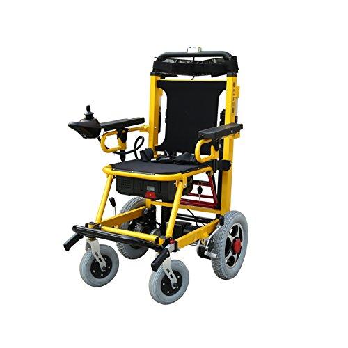 Escaladora eléctrica para carretilla de mano – Carretilla de mano motorizada de...