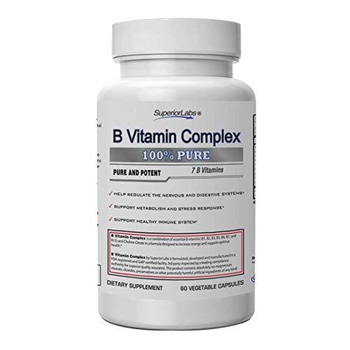 Superior Labs B Vitamin Complex - S…