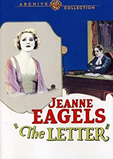 the letter 1929