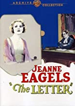 jeanne eagels the letter