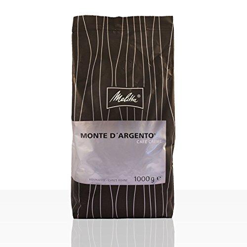 Melitta Kaffee Schümli Monte D´Argento - ganze Bohnen