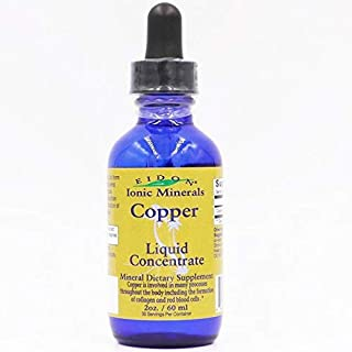 Eidon Ionic Minerals Copper Concentrate 2 Ounce