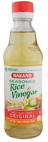 Very popular Nakano Rice Vinegar Seasoned Original -- fl 12 Max 49% OFF - 3PC oz
