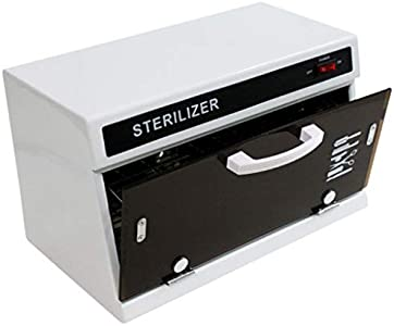 Esterilizadores ultravioleta 8L UV Esterilizador Gabinete Ropa interior Calentador de toallas Calentador de desinfección Máquina esterilizadora para ropa pequeña Masaje Facial Spa Salón de belleza Cui