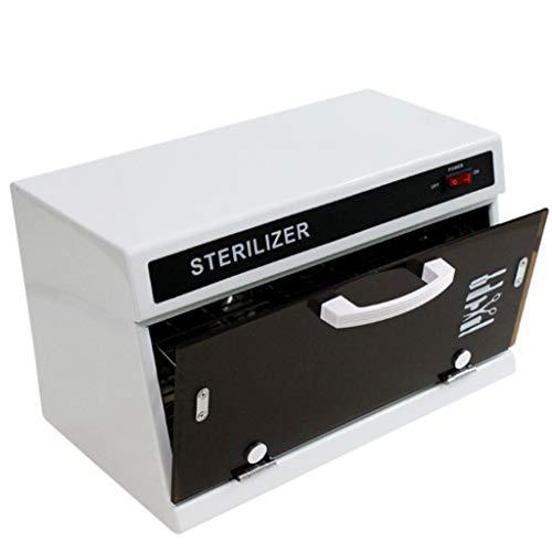 Stérilisateurs Cabinet de stérilisation 8L UV sous-vêtements Hot Towel Warmer Désinfection Cabinet machine de stérilisation pour petits vêtements Massage du visage Spa Salon de beauté Soins de santé à