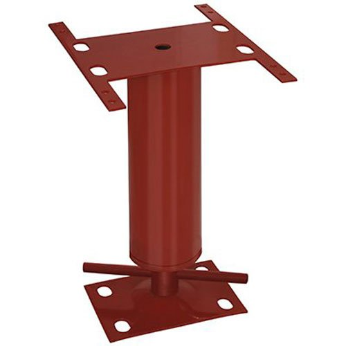 TIGER BRAND JACK POST - Jack Post, Adjusts From 12 to 16-In.