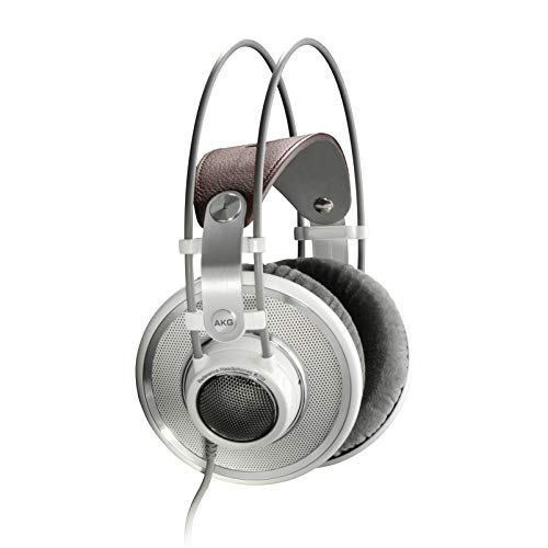 AKG K701 Open-Back, Over-Ear Premium Studio Reference Class Studio...