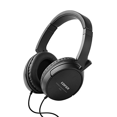 Edifier H840 Over-Ear Headphones (Black)