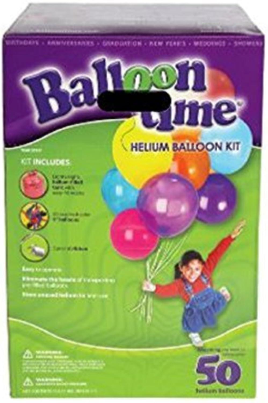 Balloon Time 347141 Helium Balloon Kit by Balloon Time