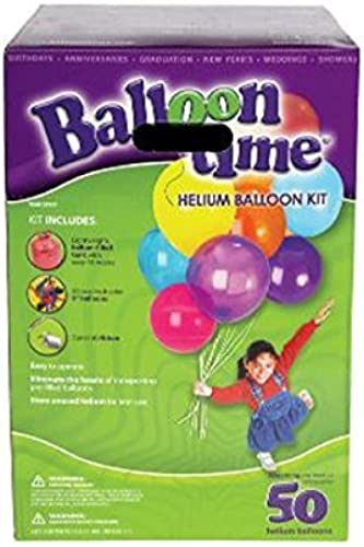 14.9CUFT Helium Kit by Balloon Time