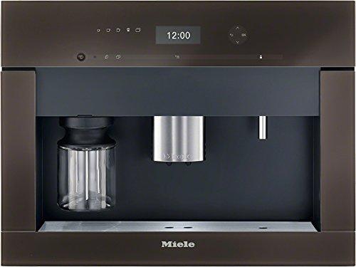 Miele 9521960 CVA6401 - Cafetera automática (sistema de moldeo de granos) Havannabraun